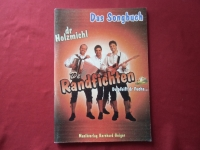 Randfichten, De - Das Songbuch Songbook Notenbuch  Piano Vocal Guitar PVG