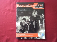 U2 - Play Guitar with (1992-2000, mit CD)  Songbook Notenbuch Vocal Guitar