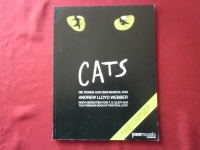 Cats (deutsche Texte) Songbook Notenbuch  Piano Vocal Guitar PVG