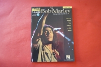 Bob Marley - Bass Playalong (mit Audiocode)  Songbook Notenbuch  Vocal Bass