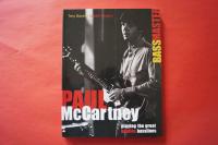 Paul McCartney - Bassmaster Songbook Notenbuch  Bass