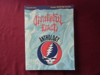 Grateful Dead - Anthology  Songbook Notenbuch Vocal Guitar