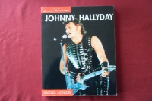 Johnny Hallyday - Grands Interpretes Songbook Notenbuch  Piano Vocal Guitar PVG