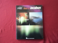 Incubus - Best of Songbook Notenbuch  für Bands (Transcribed Scores)