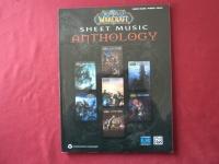 World of Warcraft Sheet Music Anthology Songbook Notenbuch  Piano Vocal