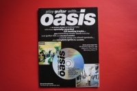 Oasis - Play Guitar with (mit CD) Songbook Notenbuch Vocal Guitar