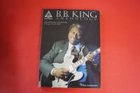 B.B. King - Anthology (neuere Ausgabe)Songbook Notenbuch Vocal Guitar