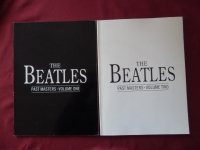 Beatles - Past Masters Vol. 1 & 2 Songbook Notenbuch Piano Vocal Guitar PVG