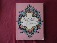 Symphonies 8-9 (Beethoven)Songbook Notenbuch für Orchester (Transcribed Scores)