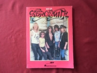 Aerosmith - Best of Songbook Notenbuch Piano Vocal Guitar PVG