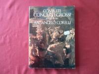 Complete Concerti Grossi (Corelli) Songbook Notenbuch für Orchester (Transcribed Scores)