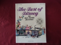 The Best of Disney Songbook Notenbuch Piano Vocal Guitar PVG
