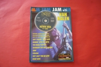 Van Halen - Jam with (mit CD) Songbook Notenbuch Vocal Guitar