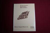 Anne of Green Gables (Vocal Selections) Songbook Notenbuch Piano Vocal