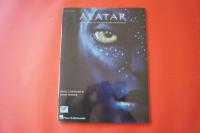 Avatar  Songbook Notenbuch Piano