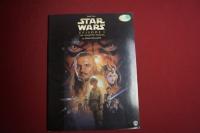 Star Wars Episode 1 (mit Poster) Songbook Notenbuch Piano Vocal
