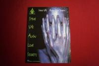 Steve Vai - Alien Love Secrets  Songbook Notenbuch Guitar