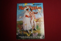Mary Poppins (Vocal Selections) Songbook Notenbuch Piano Vocal Guitar PVG