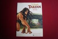 Tarzan Songbook Notenbuch Piano Vocal Guitar PVG