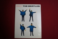 Beatles - Help Songbook Notenbuch Piano Vocal Guitar PVG