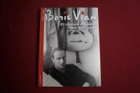 Boris Vian - 83 Chansons et Poèmes  Songbook Notenbuch Piano Vocal Guitar PVG