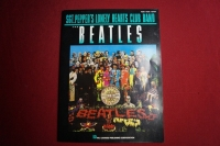 Beatles - Sgt. Peppers Lonely Hearts Club Band  Songbook Notenbuch Piano Vocal Guitar PVG