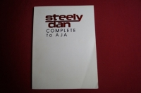 Steely Dan - Complete to Aja Songbook Notenbuch Piano Vocal Guitar PVG