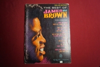 James Brown - Best of  Songbook Notenbuch Piano Vocal Guitar PVG