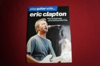 Eric Clapton - Play Guitar with (mit CD) Songbook Notenbuch Vocal Guitar