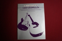 Led Zeppelin - Guitar Styles Songbook Notenbuch Vocal Guitar