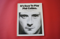 Phil Collins - It´s easy to play Songbook Notenbuch Piano Vocal Guitar PVG