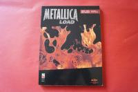 Metallica - Load (mit Poster) Songbook Notenbuch Vocal Guitar