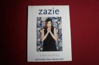 Zazie - 26 Chansons Songbook Notenbuch Piano Vocal Guitar PVG