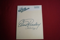 Elvis - Anthology Songbook Notenbuch Vocal Easy Guitar