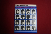 Beatles - A Hard Day´s Night Songbook Notenbuch Piano Vocal Guitar PVG
