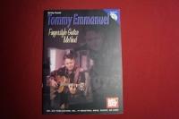 Tommy Emmanuel - Fingerstyle Method (mit CD) Songbook Notenbuch Guitar