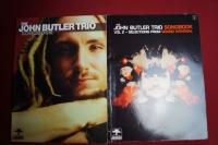 John Butler Trio - Songbook Volume One & TwoSongbooks Notenbücher Vocal Guitar