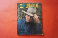 Don McLean - The Songs of  Songbook Notenbuch Piano Vocal Guitar PVG