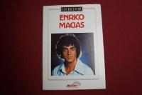 Enrico Macias - Livre d´Or Songbook Notenbuch Piano Vocal Guitar PVG