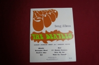Beatles - Rubber Soul Songbook Notenbuch Piano Vocal Guitar PVG