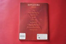 Sepultura - Arise Songbook Notenbuch Vocal Guitar