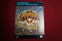 Commodores - The New Greatest Hits  Songbook Notenbuch Piano Vocal Guitar PVG