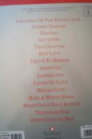 Marc Bolan & T. Rex - Best of  Songbook Notenbuch Vocal Guitar