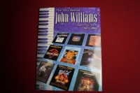 John Williams - The Very Best of Songbook Notenbuch Easy Piano