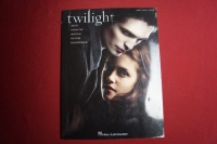 Twilight  Songbook Notenbuch Piano Vocal Guitar PVG