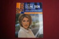 Celine Dion - The Very Best of Songbook Notenbuch Piano