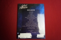 Celtic Woman - Believe Songbook Notenbuch Piano Vocal Guitar PVG