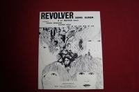 Beatles - Revolver Songbook Notenbuch Piano Vocal Guitar PVG