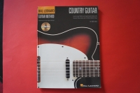Country Guitar (mit CD) (Hal Leonard Guitar Method) Gitarrenbuch