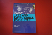 Early Jazz and Swing Songs for Guitar (mit CD) (Acoustic Guitar Private Lessons) Gitarrenbuch